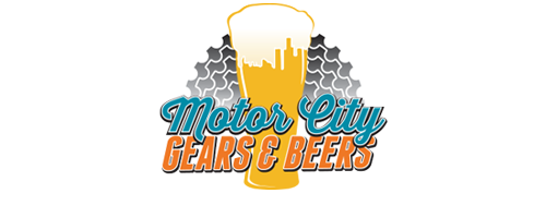 Motor City Gears & Beers Bike Tours Logo